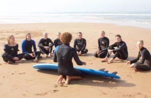 Surf camp et Yoga au MAROC