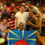 "Séjour ""judo au Japon"" du dojo Huang"